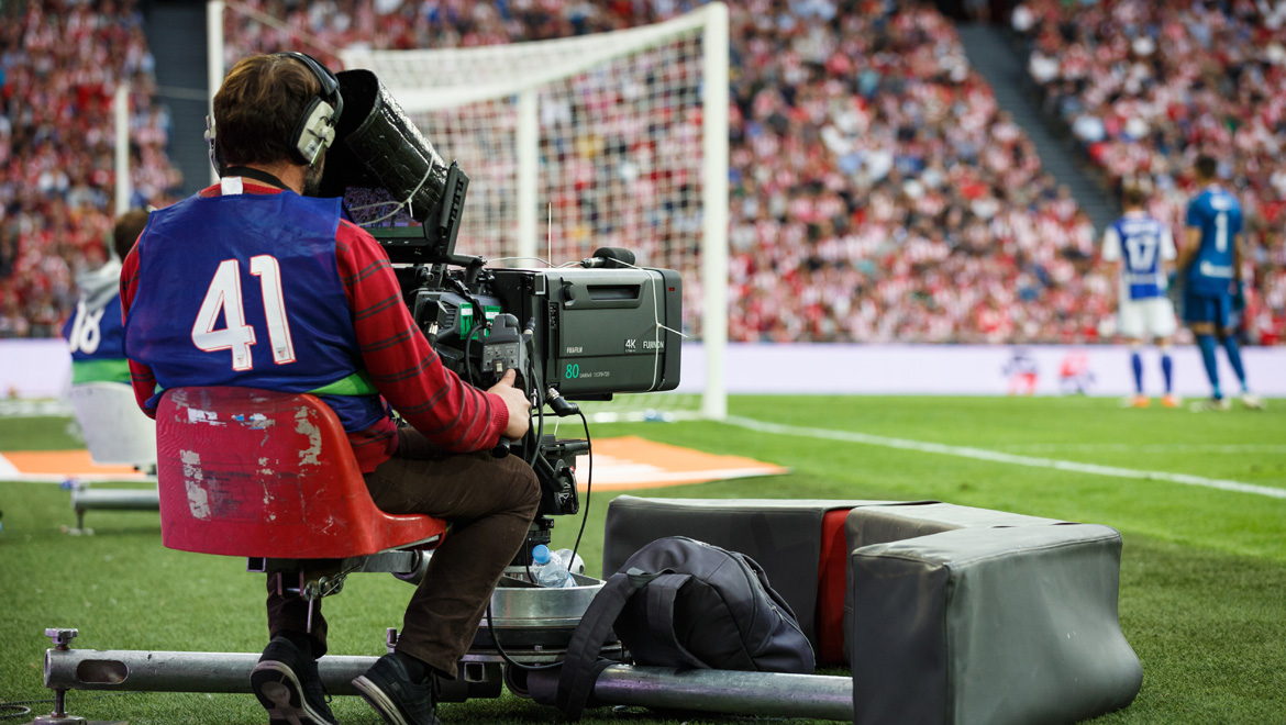 Changing The Game: How Next-Generation TV Technologies Will Transform Live Sports  Broadcasting | Technicolor