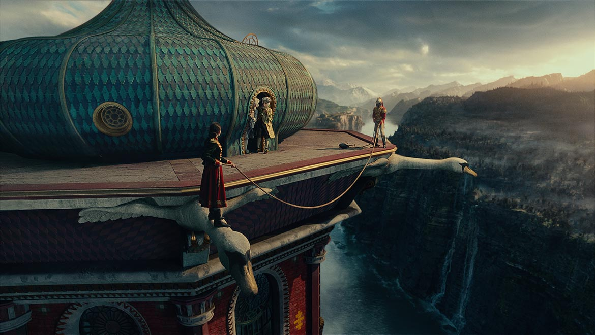 The Nutcracker And The Four Realms Is A Visual Celebration Of A Classic Holiday Tale Technicolor