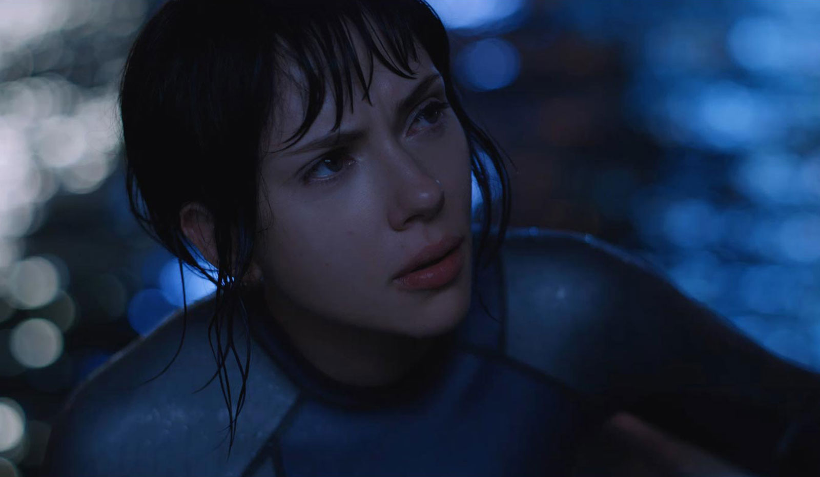 Ghost In The Shell Technicolor