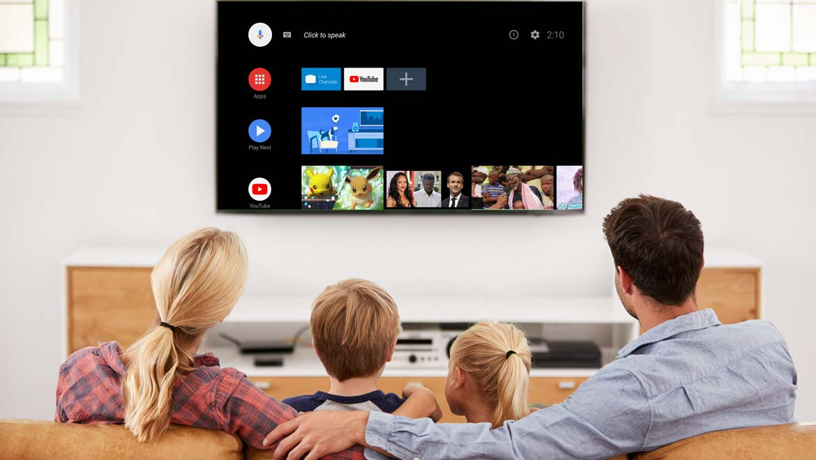 Capturing Opportunity with Android TV | Technicolor
